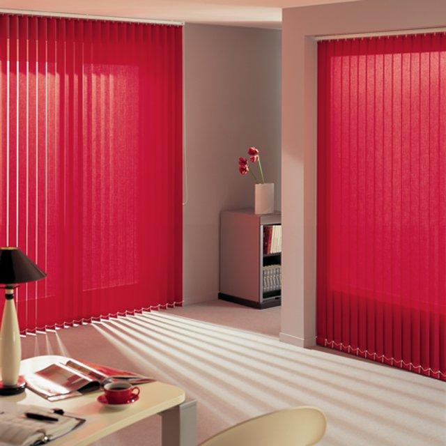 Lamellen f r rechteckfenster nach ma kaufen sundiscount - Rote wohnzimmerwand ...