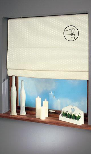g nstige standard raffrollos in festen ma en sundiscount. Black Bedroom Furniture Sets. Home Design Ideas