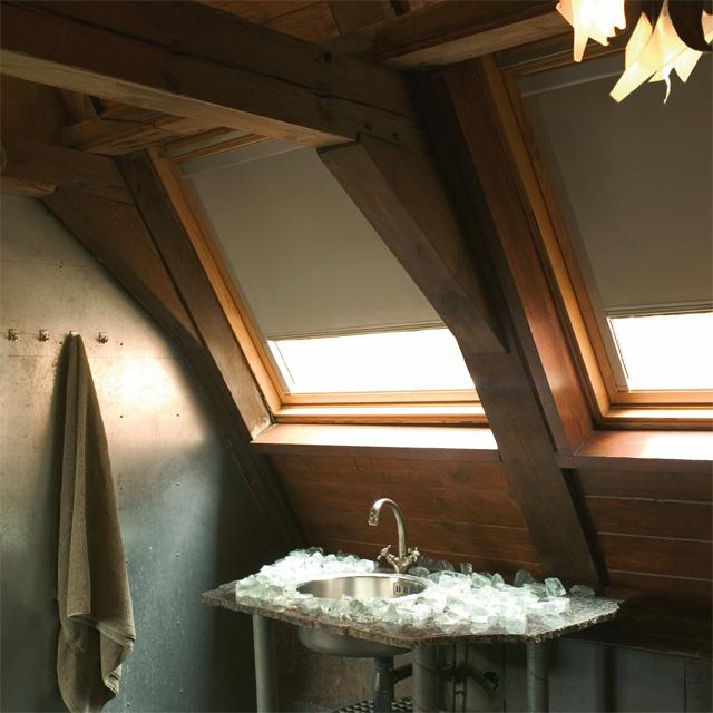 Rollos Passend F R Velux Dachfenster Kaufen Sundiscount