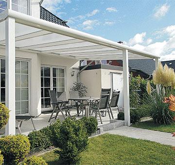 Sonnenschutz Fur Den Aussenbereich Terrassendacher Glaselemente